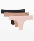 Soft Breathable Thong *3 Pack