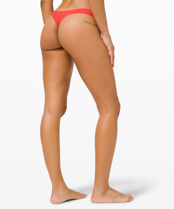 Smooth Seamless Thong 3 Pack