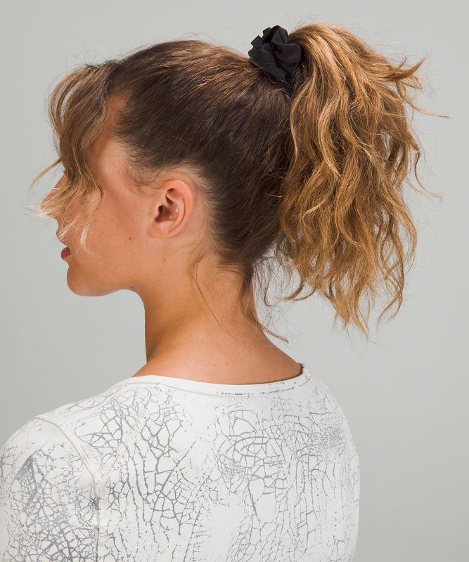 Uplifting Scrunchie *Flocked