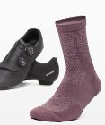 City To Summit Cycling Sock *Silver Online Only