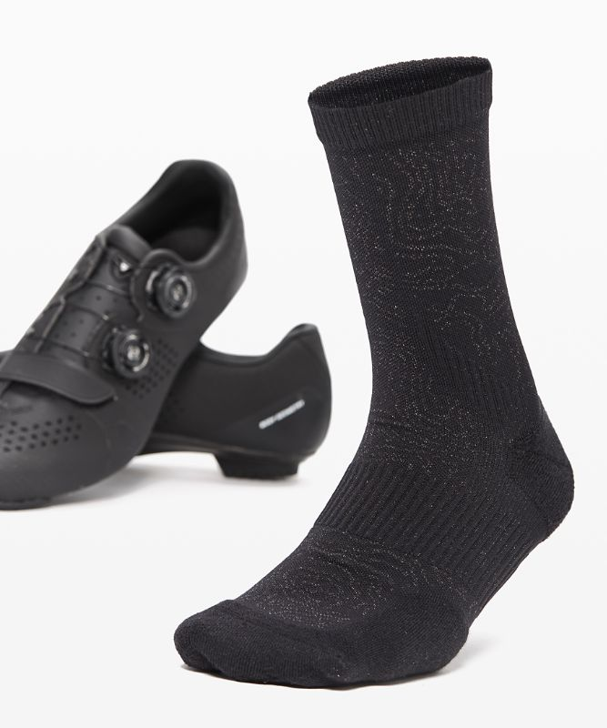 City to Summit Cycling Sock