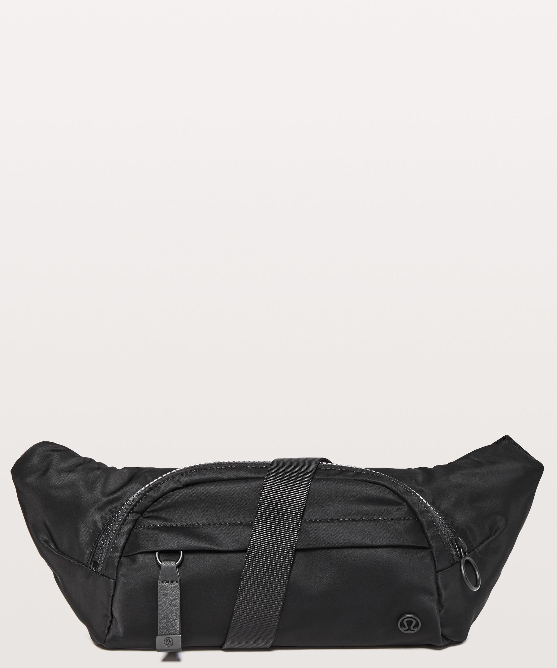 black On The Beat Belt Bag 4.5L