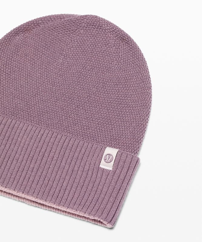 Knit Me Up Beanie *Reversible