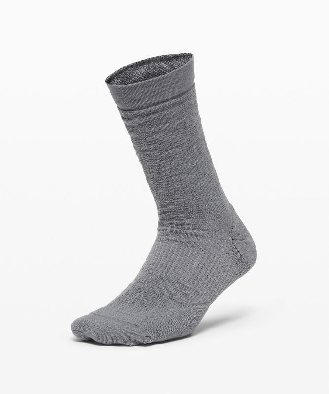 Coast to Roam Crew Sock *Wool