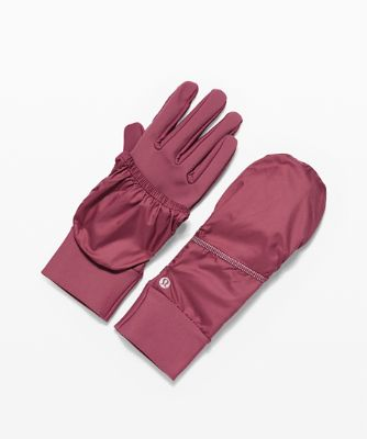 Run Fast Gloves