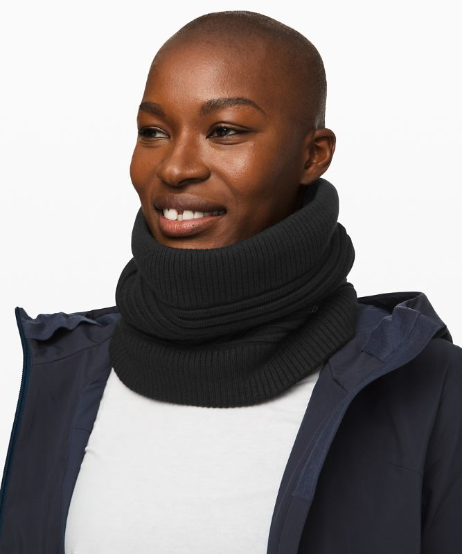 Sweet and Sherpa Neckwarmer