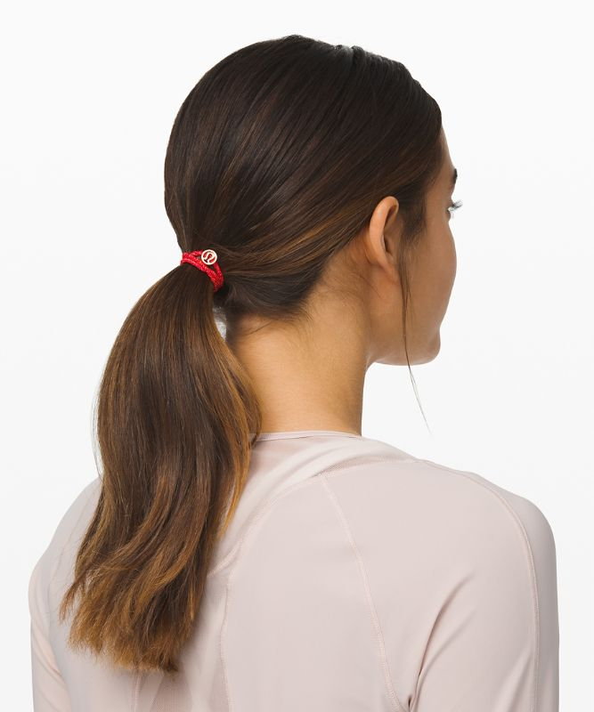 Sparkle On Hair Ties