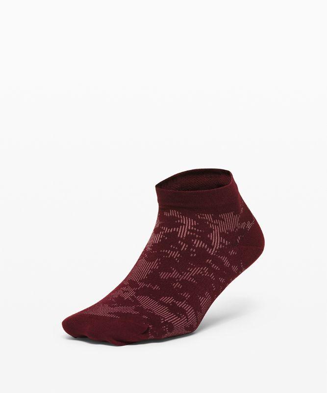 Let it Flourish Ankle Sock