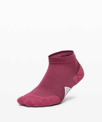 Speed Ankle Sock *Silver