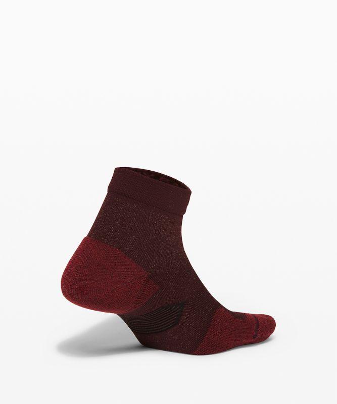Speed Ankle Sock *Silver