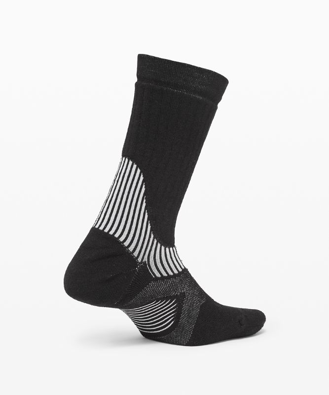 Speed Crew Sock *Wool
