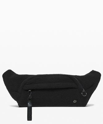 On the Beat Belt Bag *Sherpa