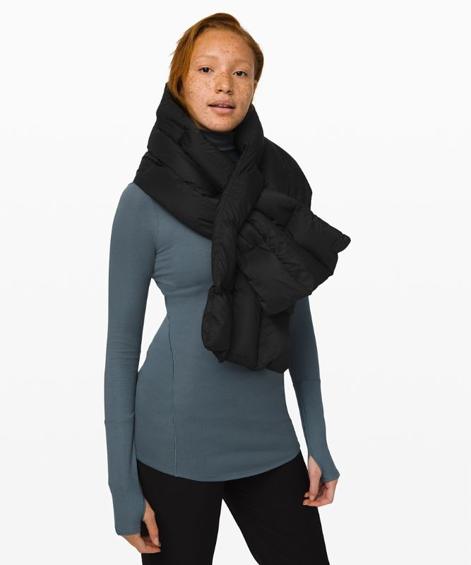 Pinnacle Warmth Scarf