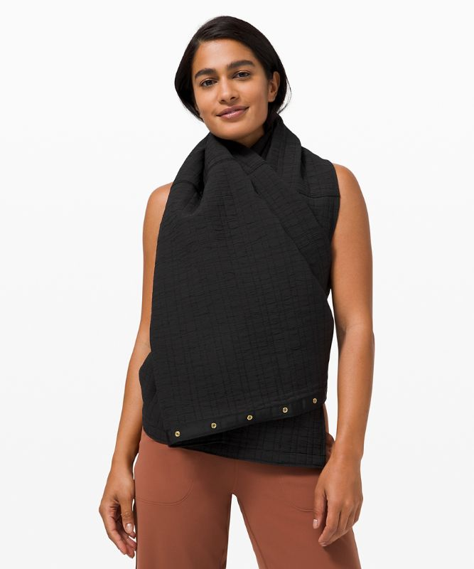 Vinyasa Scarf *Quilted