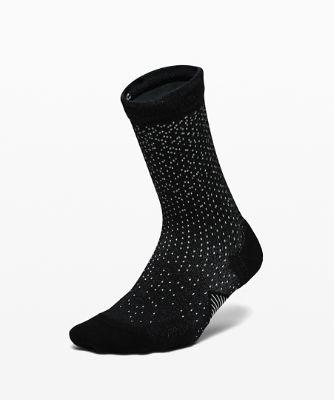 Speed Quarter Socken *Reflektierend