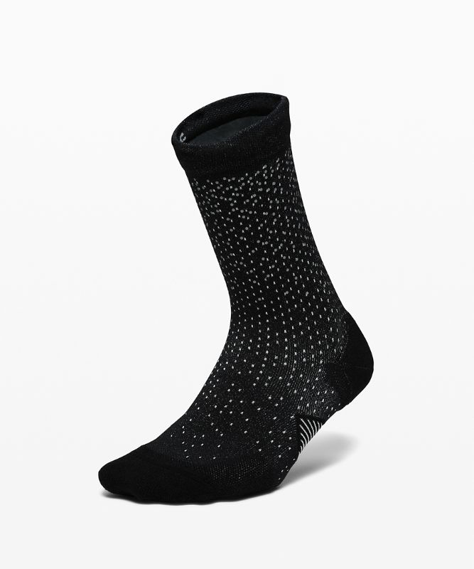 Speed Quarter Sock *Reflective