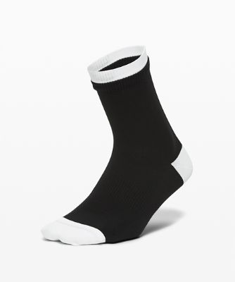 Step To It Quarter Sock