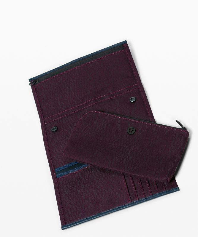 Test of Time Travel Wallet