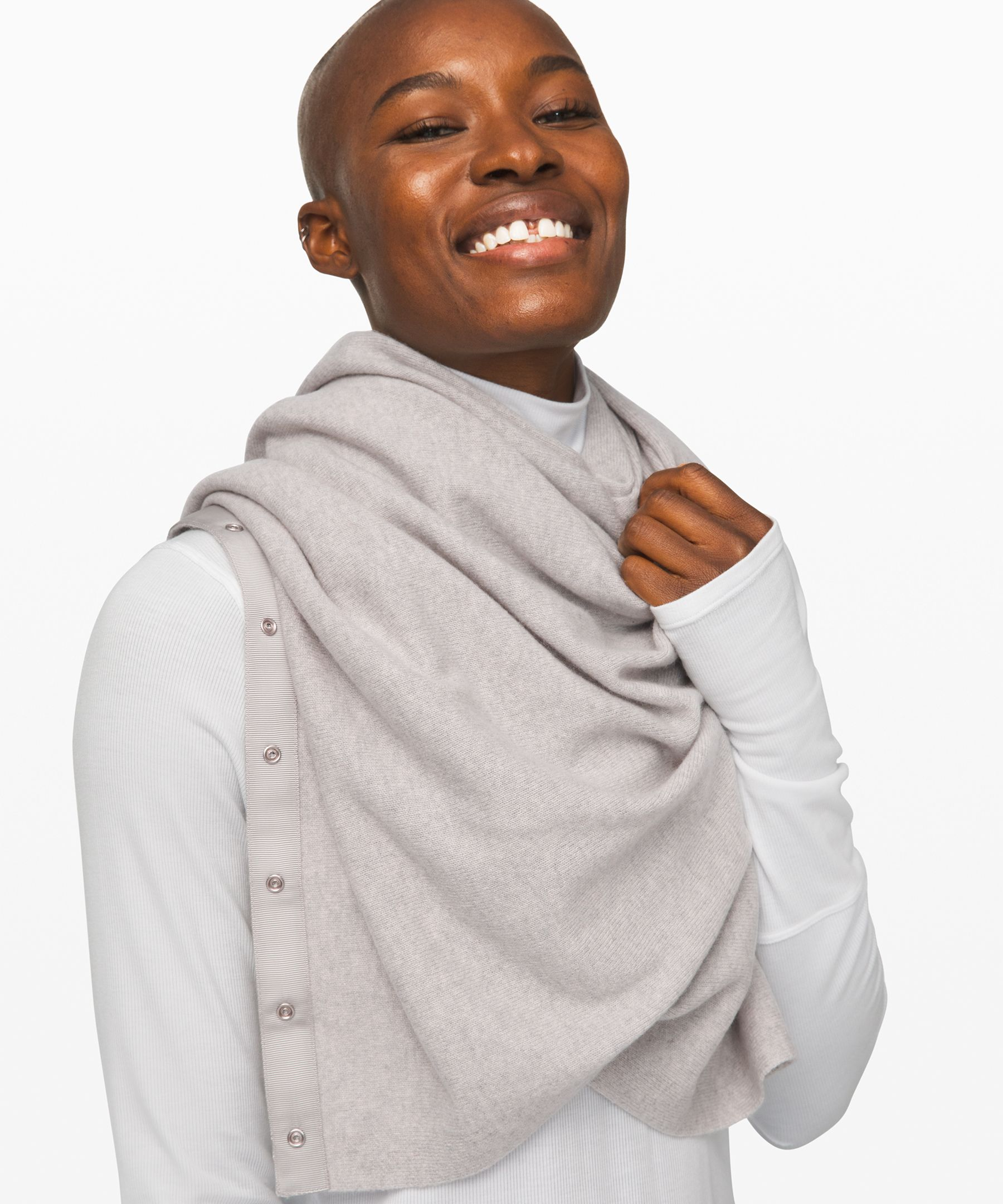 Vinyasa Scarf Cashmere New by Lululemon