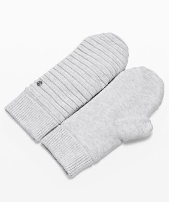 Sweet and Sherpa Mittens