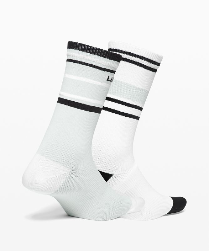 Tale To Tell Crew Sock*2 Pack