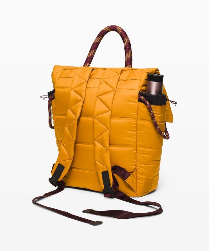 Face Forward Backpack