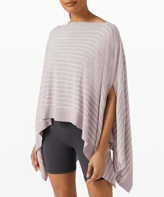 Forward Flow Poncho