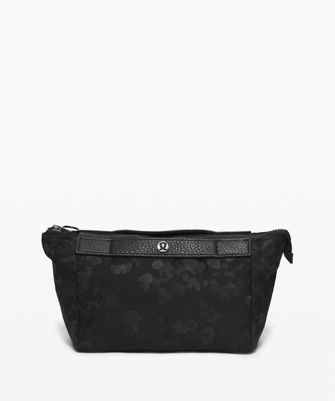 [30% OFF] 트래블 이지 키트, FRAGMENT CAMO JACQUARD BLACK DEEP COAL