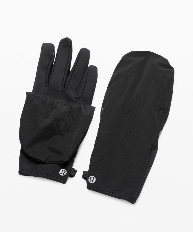 Run for It All Hooded Gloves