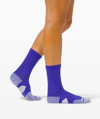 Speed Quarter Sock SW *Silver