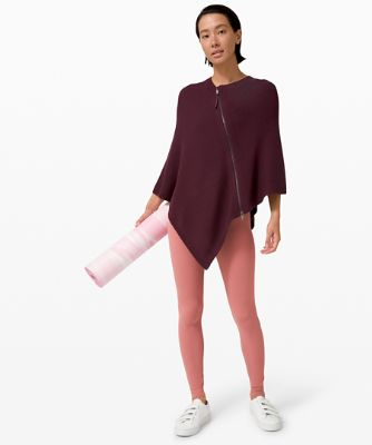 On the Go Poncho