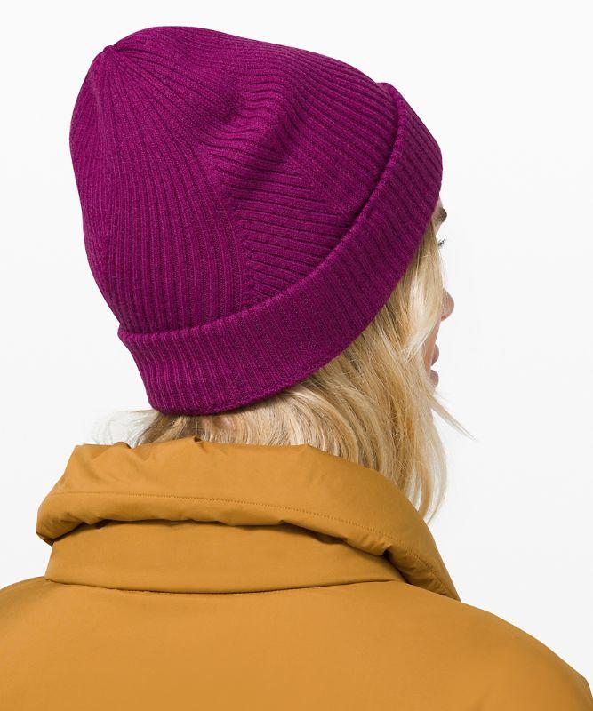 Twist Knit Beanie