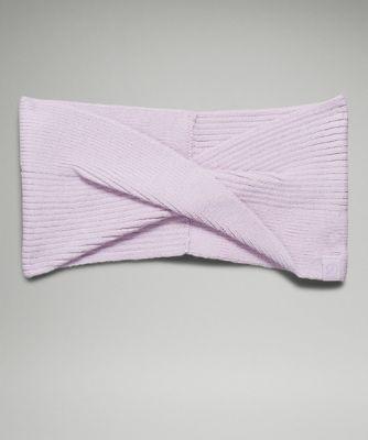 Twist Knit Ear Warmer