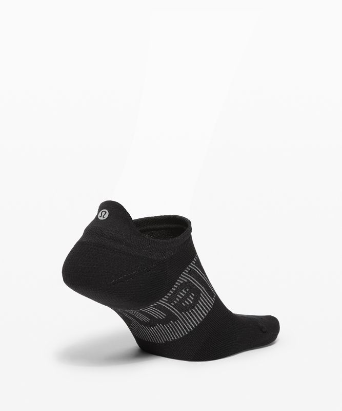 Power Stride Tab Sock *Anti-Stink