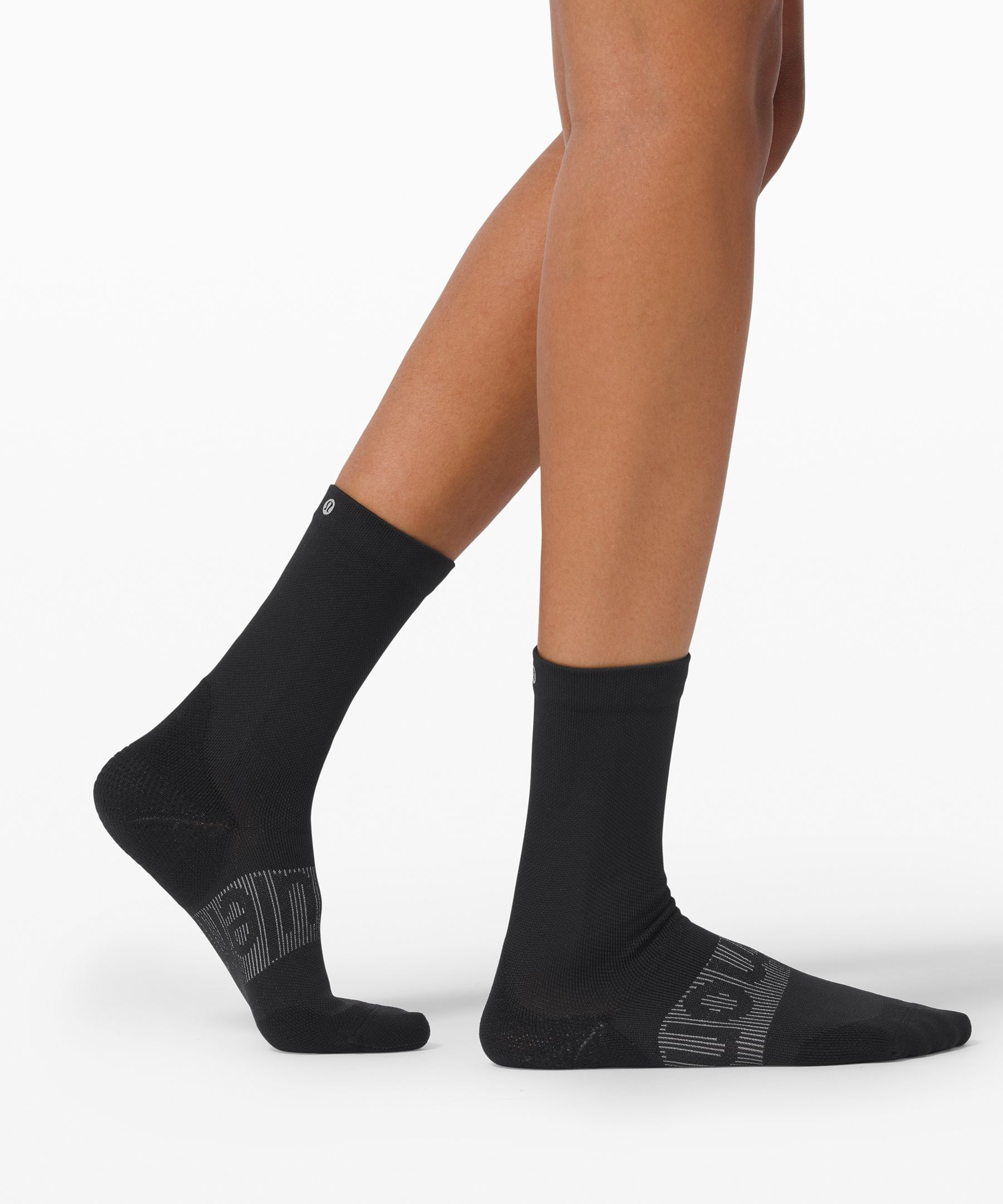 Power Stride Crew Sock *Wordmark Anti-Stink