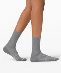 Power Stride Crew Sock *Anti-Stink
