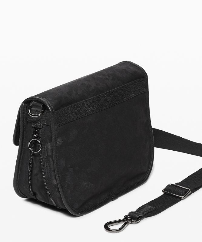 Now and Always Crossbody Bag