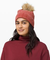 Pom Perfection Beanie