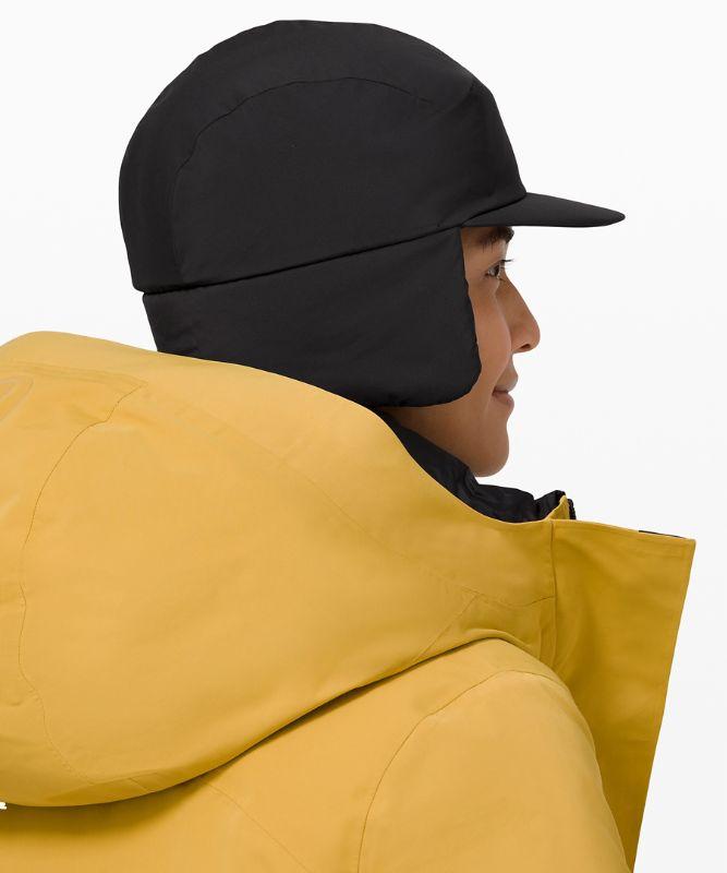Pure Puff Trapper Hat
