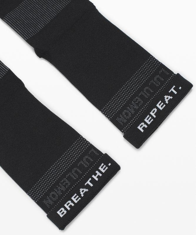 Power Stride Crew Sock *Mantra