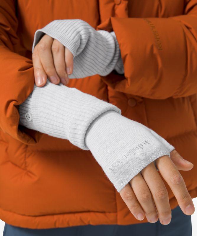 Crazy Cozy Fingerless Gloves