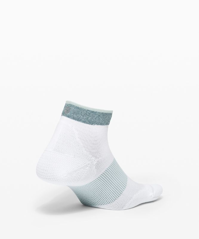 Power Stride Ankle Sock *Stripe
