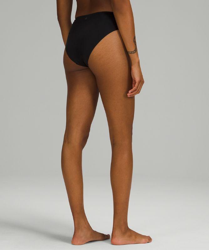 InvisiWear Mid Rise Bikini Underwear
