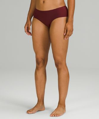 InvisiWear Mid Rise Hipster Underwear