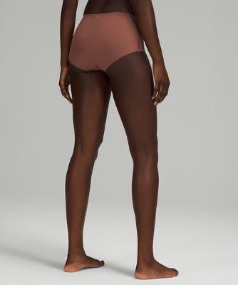InvisiWear Mid Rise Boyshort Underwear