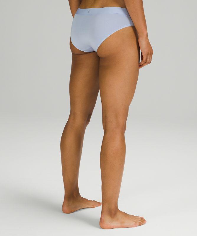 UnderEase Mid Rise Bikini Underwear