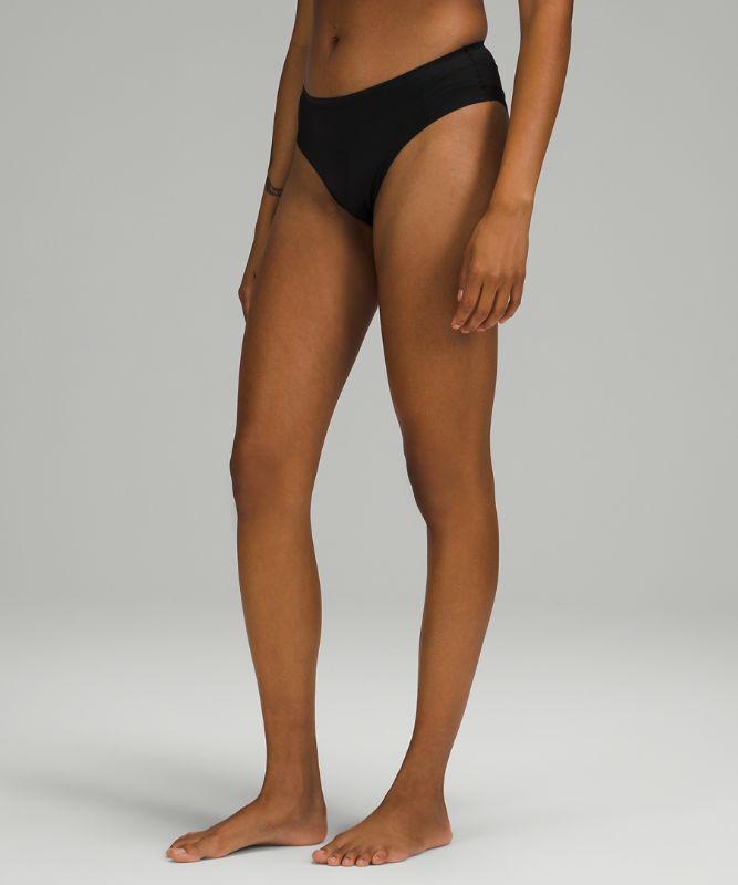 InvisiWear Mid-Rise Bikini Underwear 3 Pack