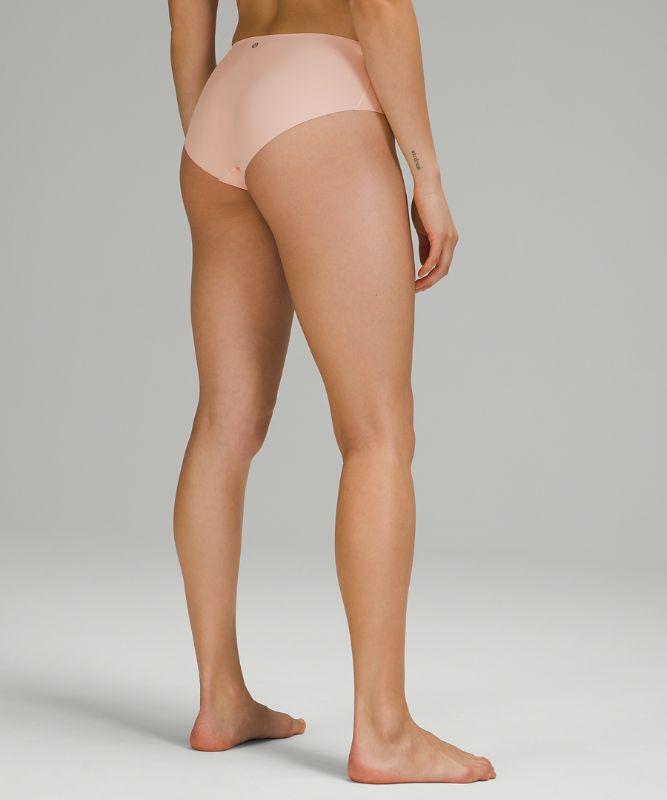InvisiWear Mid Rise Bikini Underwear 3 Pack