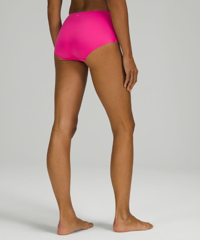 InvisiWear Mid Rise Boyshort Underwear 3 Pack