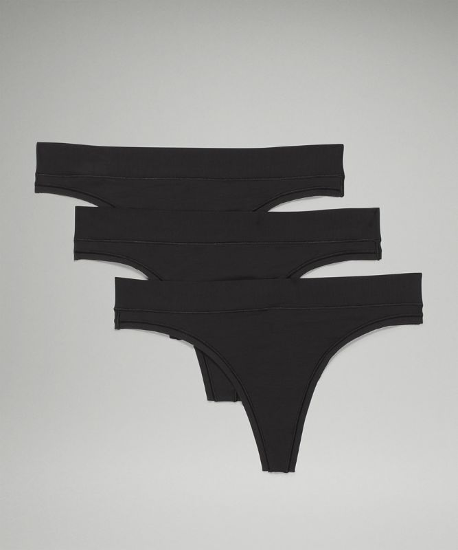 UnderEase Thong *3P